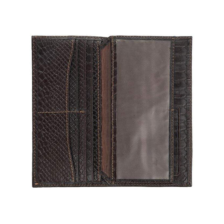 کیف پول چرم رویال چرم کد M8