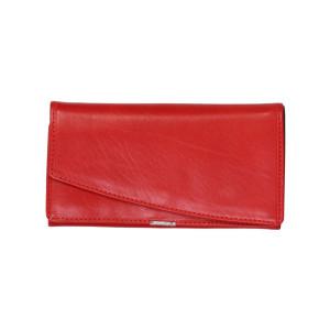 کیف پول چرم رویال چرم مدل W10-Red