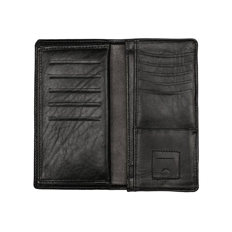 کیف پول چرم رویال چرم کد M5-Black