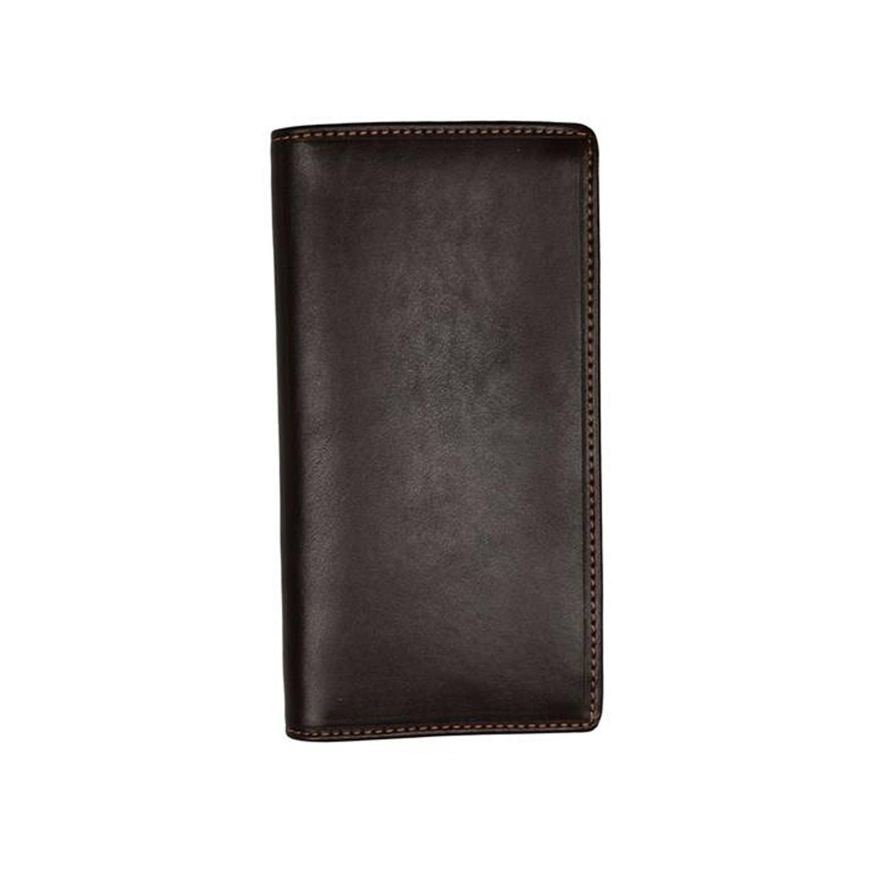 کیف پول چرم رویال چرم کد M5-DarkBrown