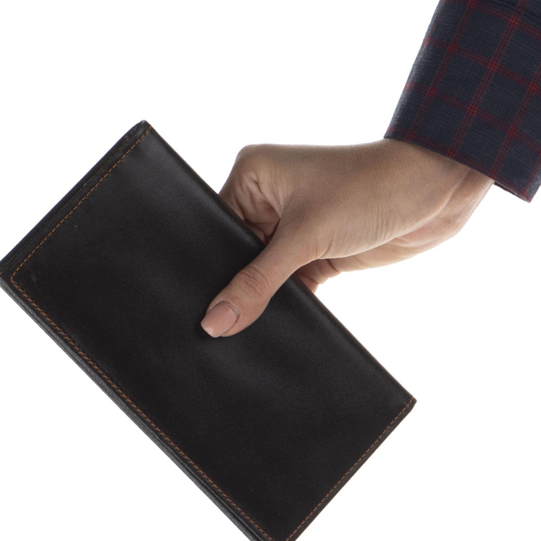 کیف پول رویال چرم کد M36
