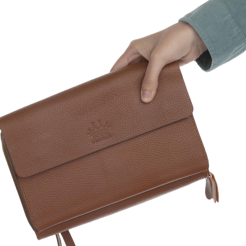 کیف دستی چرم رویال چرم کد P18