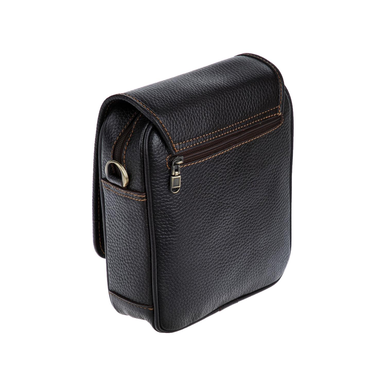 کیف دوشی چرم رویال چرم کد W4