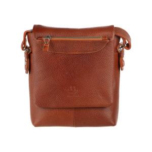 کیف دوشی چرم رویال چرم کد W53