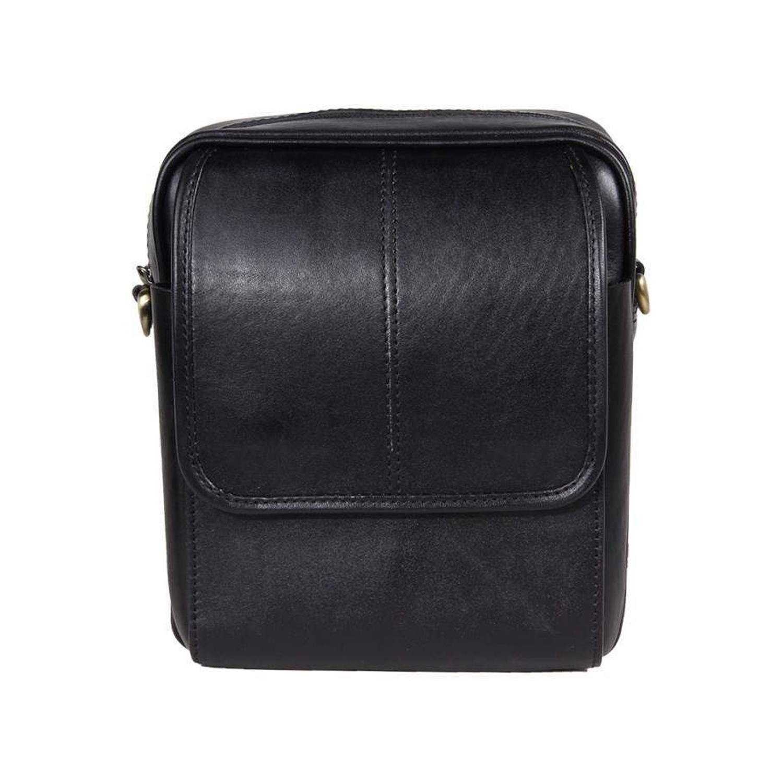 کیف دوشی چرم رویال چرم کد W4-1