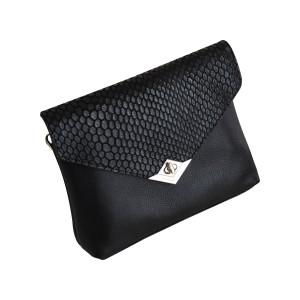 کیف چرم زنانه وانیک چرم کد 139K