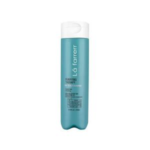 شامپو کنترل کننده چربی لافارر مدل Purifying Series مخصوص موهای چرب حجم 250 میلی لیتر