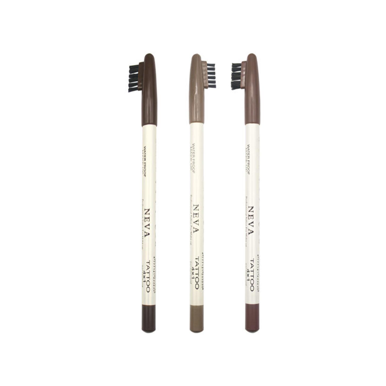 مداد ابرو نوا کد 2 مجموعه 3 عددی