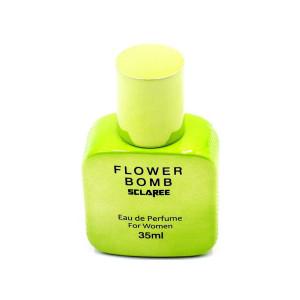 عطر زنانه اسکلاره مدل Flower Bomb حجم 35 میلی لیتر