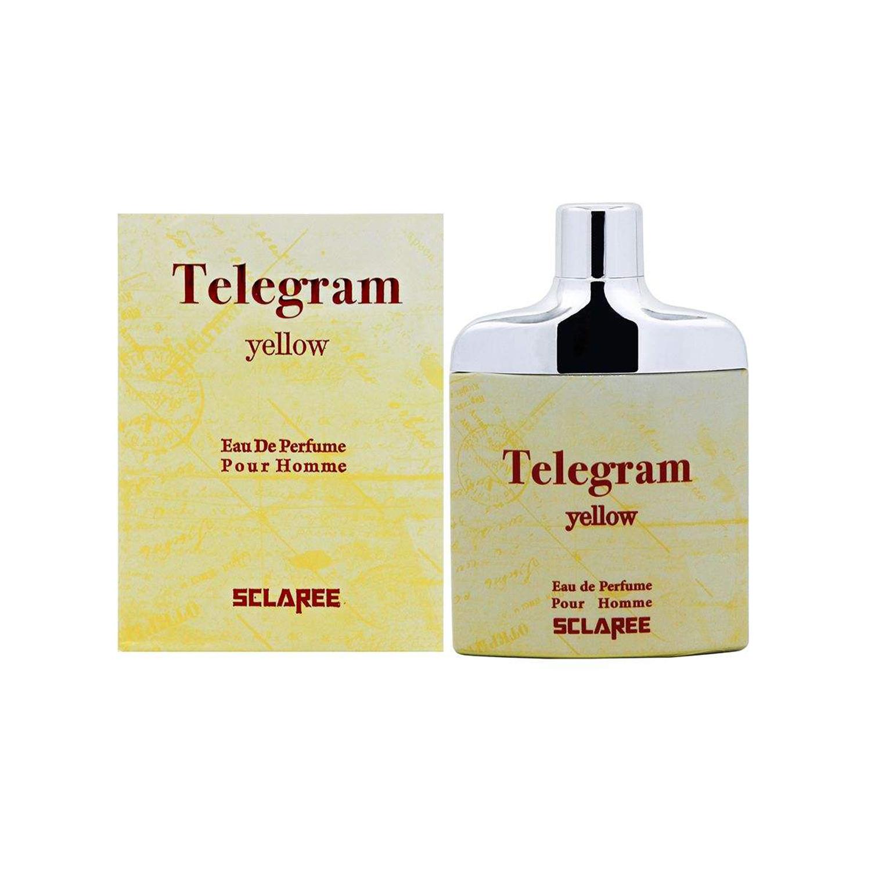 عطر مردانه اسکلاره مدل Telegram Yellow حجم 82 میلی لیتر