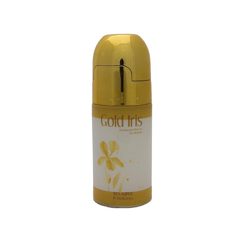 رول ضد تعریق زنانه اسکلاره مدل Gold Iris حجم 60 میلی لیتر