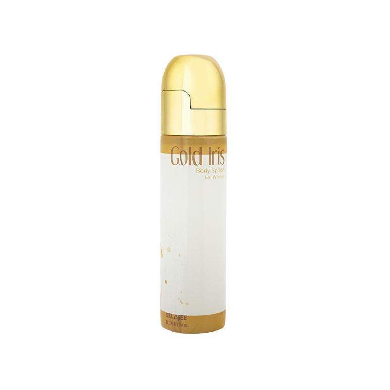 عطر و اسپری زنانه اسکلاره مدل Gold Iris