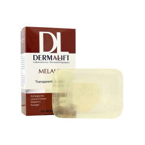 پن روشن کننده پوست درمالیفت مدل Melalift وزن 100 گرم