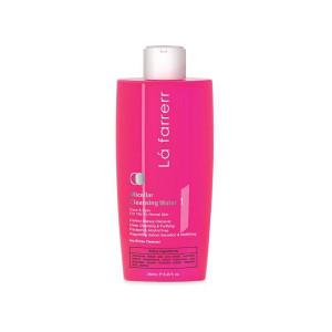 محلول پاک کننده آرایش لافارر مدل Oily To Normal Skin کد 1 حجم 250 میلی لیتر