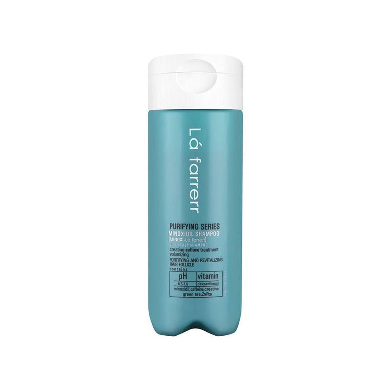 شامپو لافارر مدل Minoxi مخصوص موهای چرب و کدر 150 میلی لیتر
