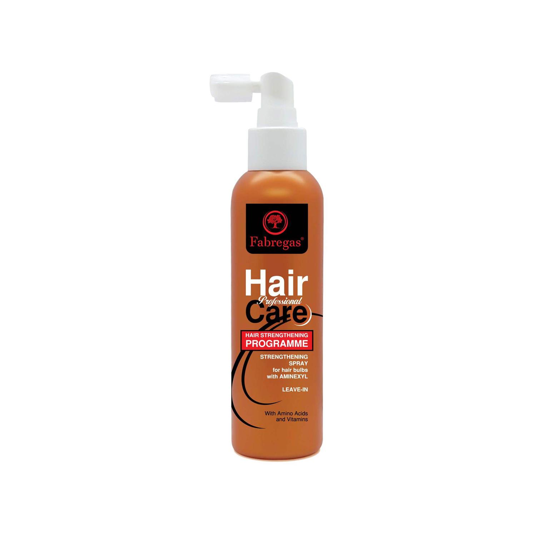 محلول تقویت کننده مو فابریگاس مدل Hair Care حجم 150 میلی لیتر