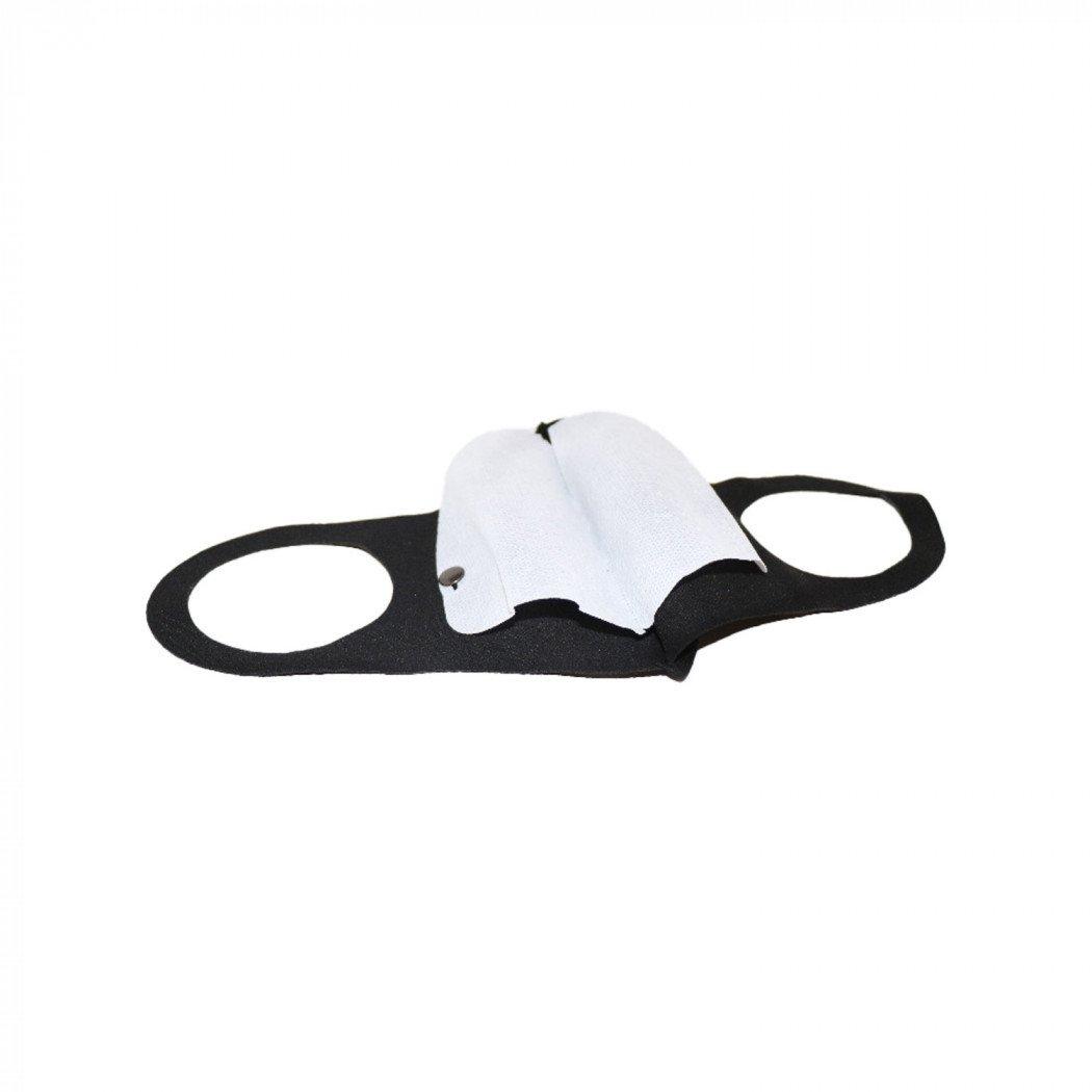 ماسک پارچه ای فیلتر دار سوپاپ دار سایز L