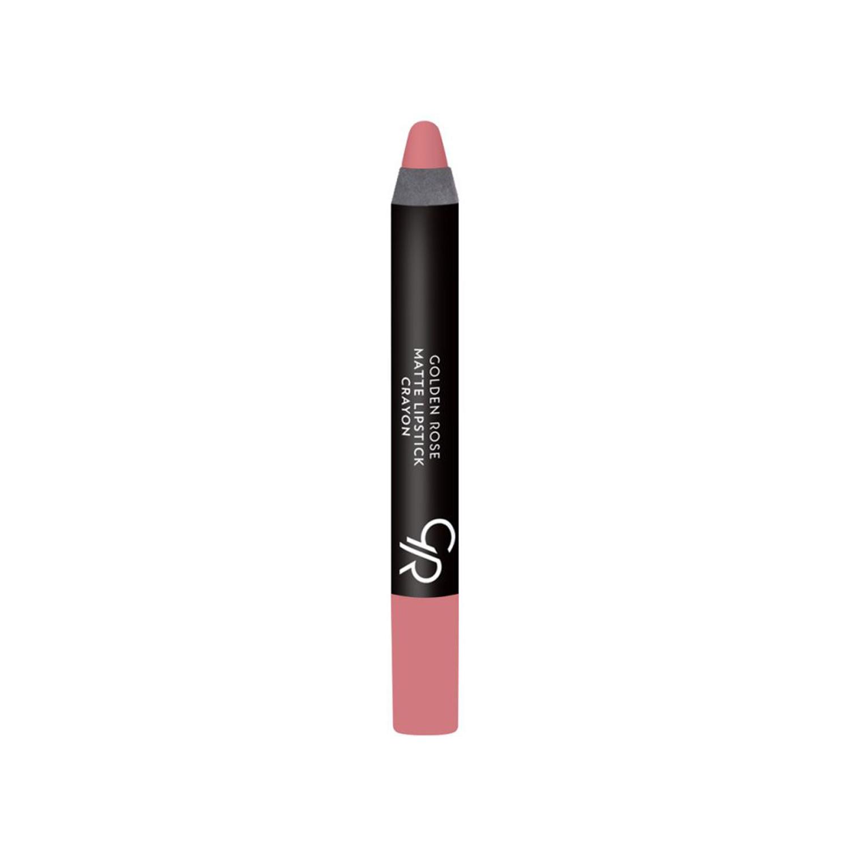 رژ لب مدادی گلدن رز مدل Crayon شماره 22