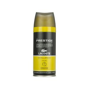 اسپری مردانه پرستیژ مدل Lacoste Challenge حجم 150 میلی لیتر