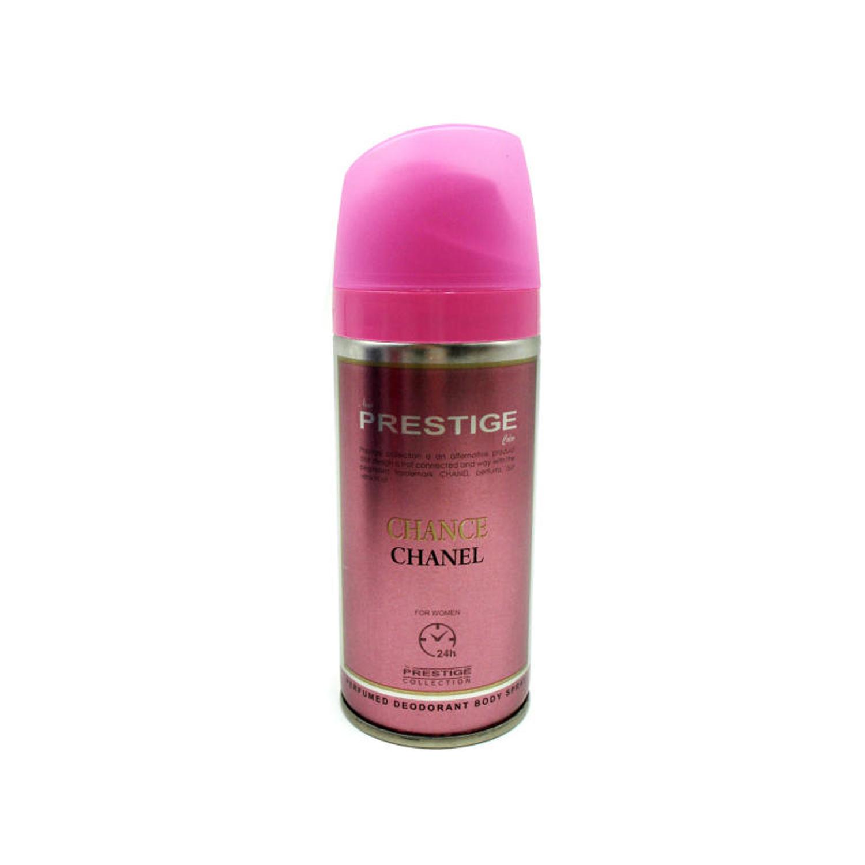 اسپری زنانه پرستیژ مدل Chance Chanel حجم 150 میلی لیتر