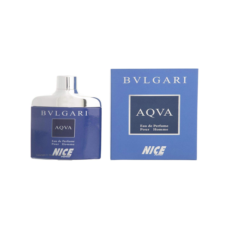 عطر مردانه نایس پاپت مدل Bvlgari Aqva Pour Homme حجم 82 میلی لیتر