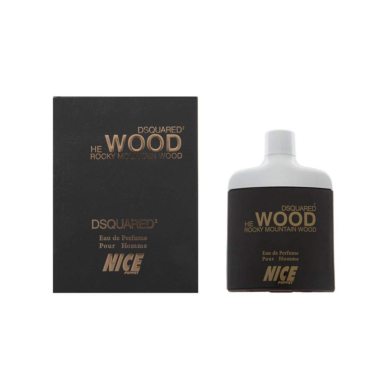 عطر مردانه نایس پاپت مدل Dsquared He Wood حجم 85 میلی لیتر