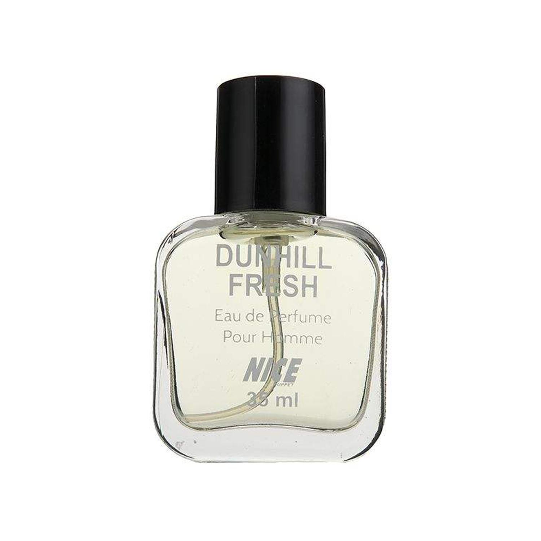 عطر جیبی مردانه نایس پاپت مدل Dunhil Fresh حجم 35 میلی لیتر