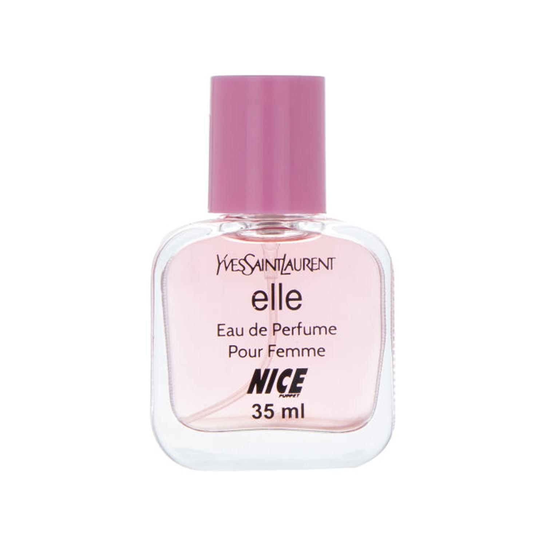 عطر جیبی زنانه نایس پاپت مدل Elle حجم 35 میلی لیتر