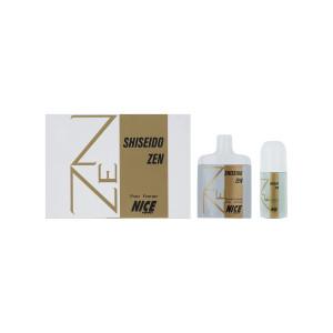 عطر زنانه نایس پاپت مدل Shiseido Zen حجم 82 میلی لیتر به همراه رول ضد تعریق حجم 60 میلی لیتر