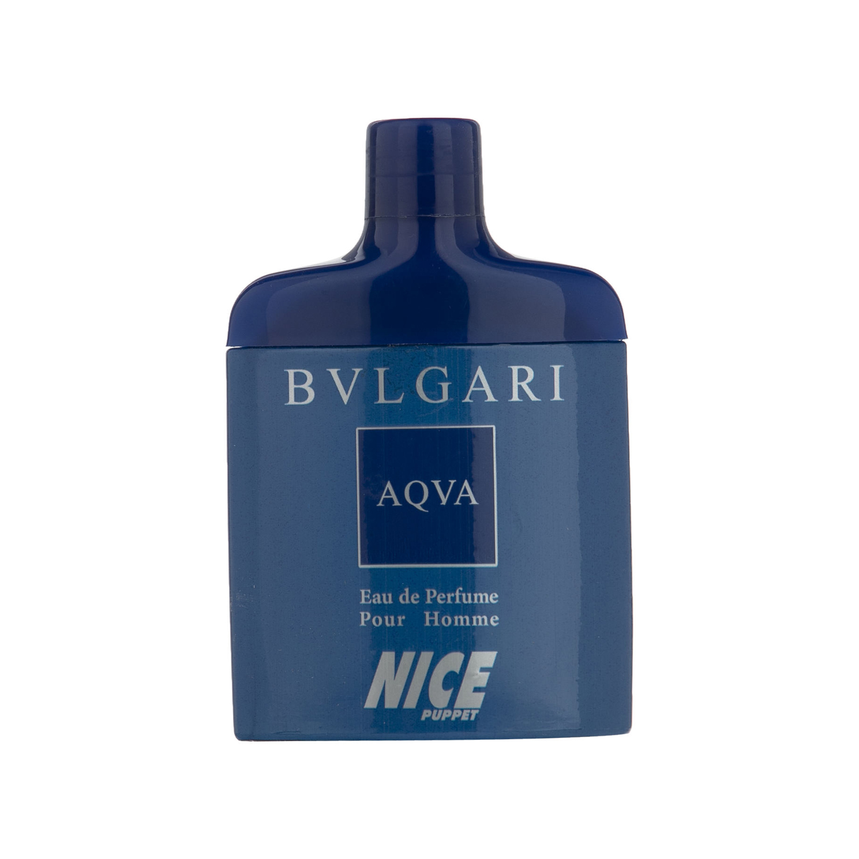 عطر مردانه نایس پاپت مدل Bvlgari Aqva حجم 85 میلی لیتر به همراه رول ضد تعریق حجم 60 میلی لیتر