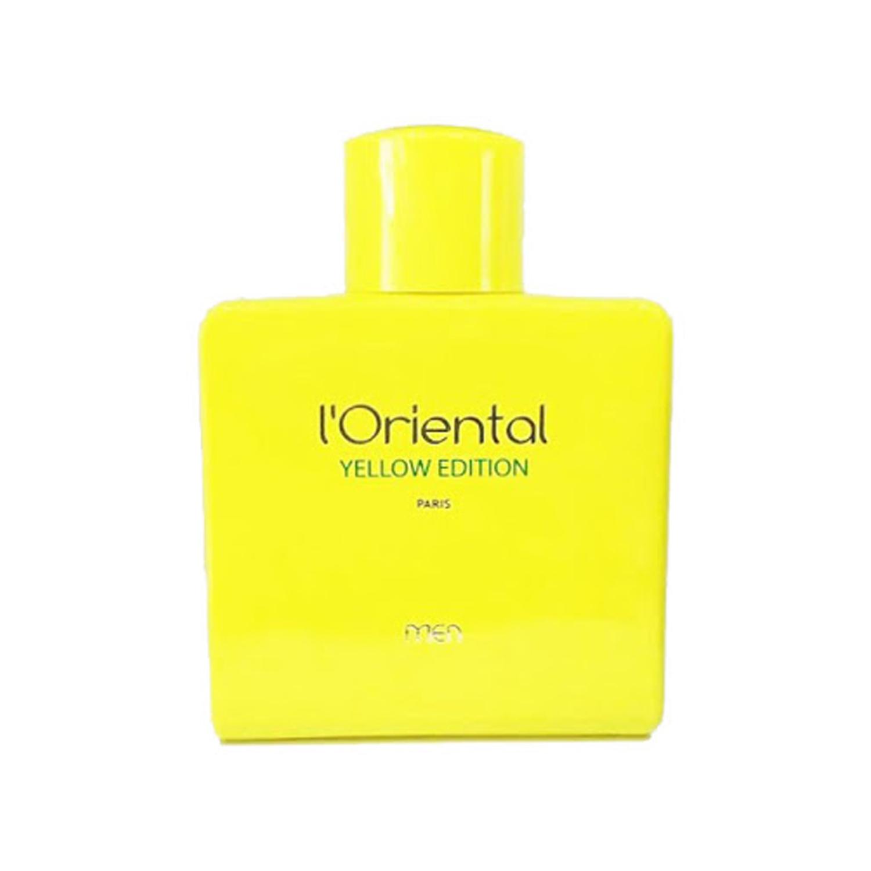 عطر مردانه استله ایون مدل L'Oriental Yellow Edition حجم 100 میلی لیتر