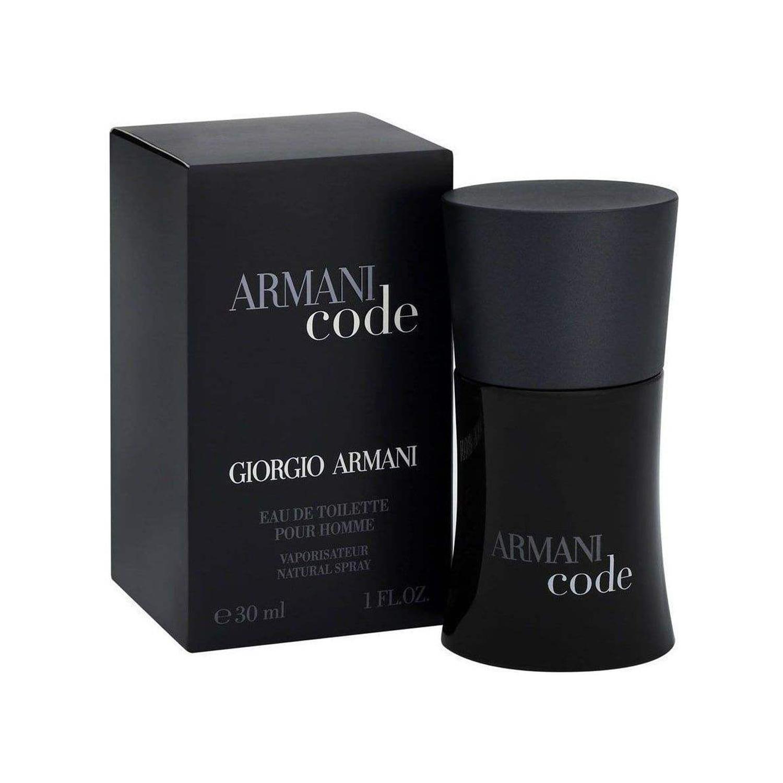 عطر جیبی مردانه جورجیو آرمانی مدل Armani Code حجم 30 میلی لیتر