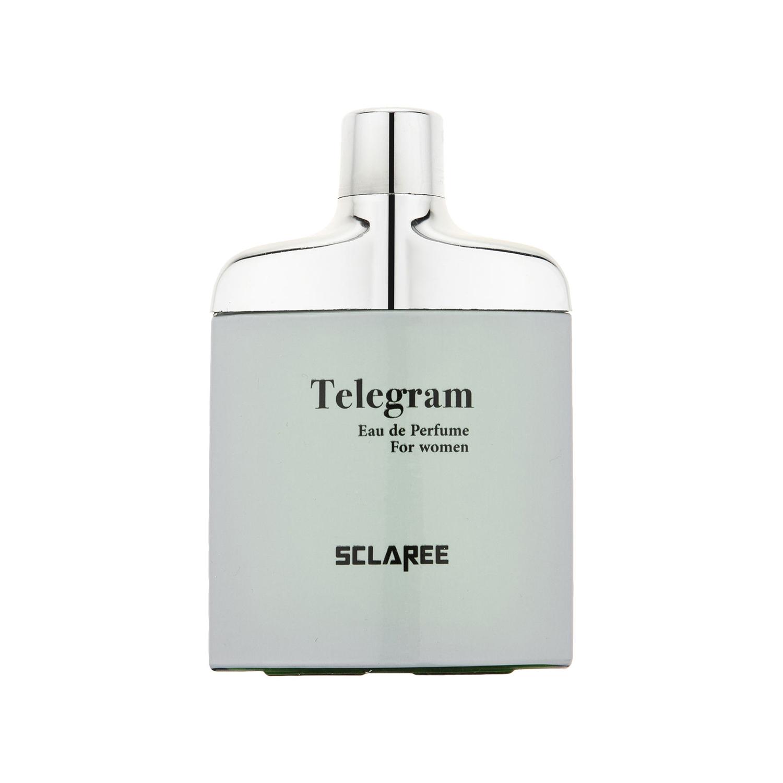 ست عطر زنانه اسکلاره مدل Telegram حجم 85 میلی لیتر به همراه رول ضد تعریق