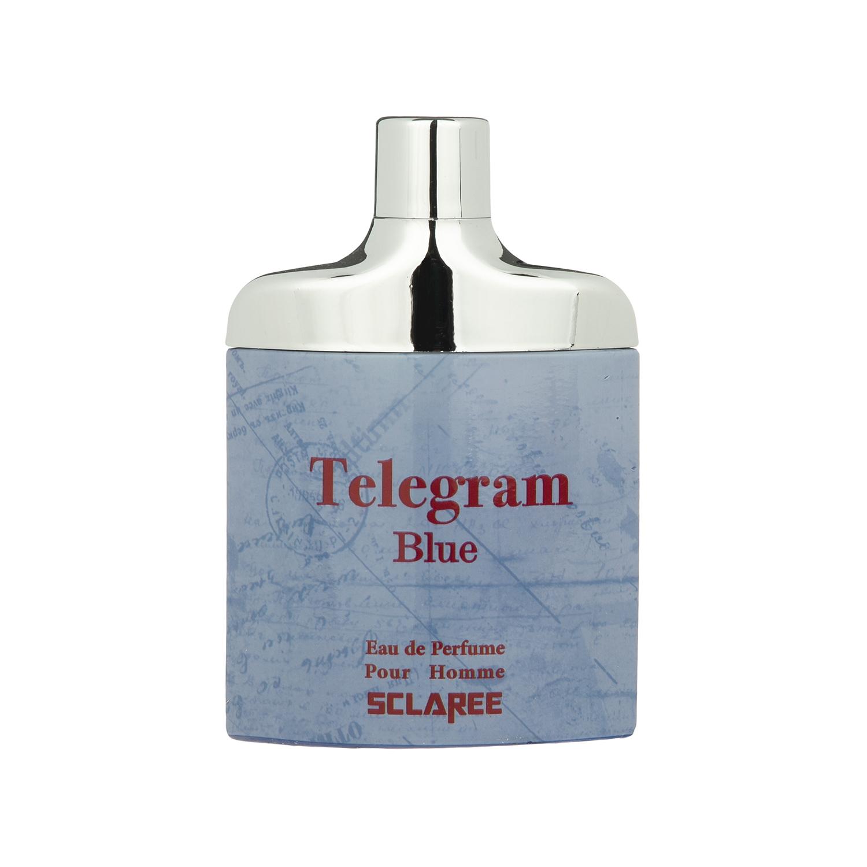 عطر مردانه اسکلاره مدل Telegram Blue حجم 82 میلی لیتر