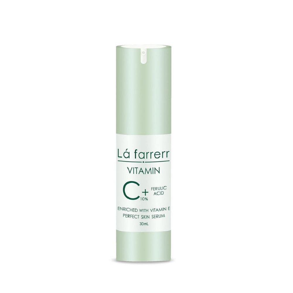 سرم ویتامین C لافارر 10 ٪ مدل Anti Ageing & Lightening حجم 30 میلی لیتر