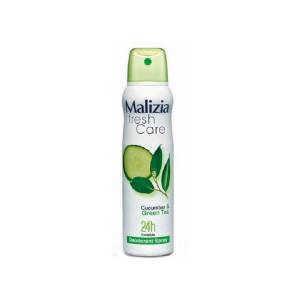 اسپری زنانه مالیزیا مدل Cucumber & Green Tea حجم 150 میلی لیتر