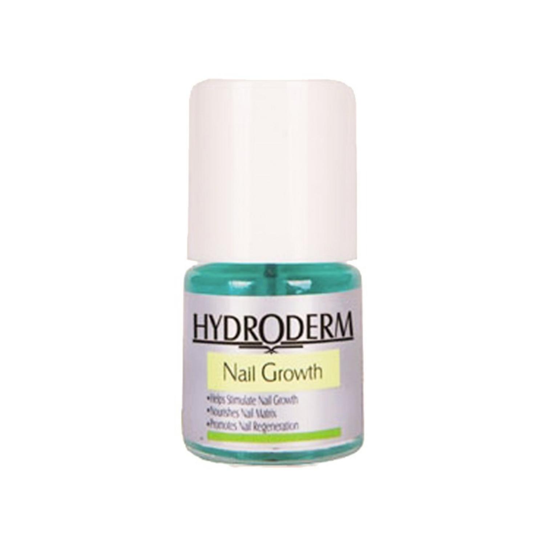 محلول محرک رشد ناخن هیدرودرم مدل Nail Growth حجم 8 میلی لیتر
