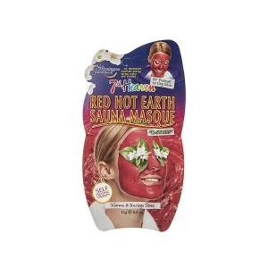 ماسک صورت مونته ژنه سری 7th Heaven مدل Red Hot Earth حجم 15 میلی لیتر