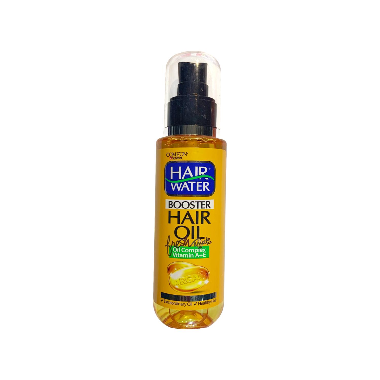 روغن مو کامان مدل Booster Hair Oil حجم 100 میلی لیتر