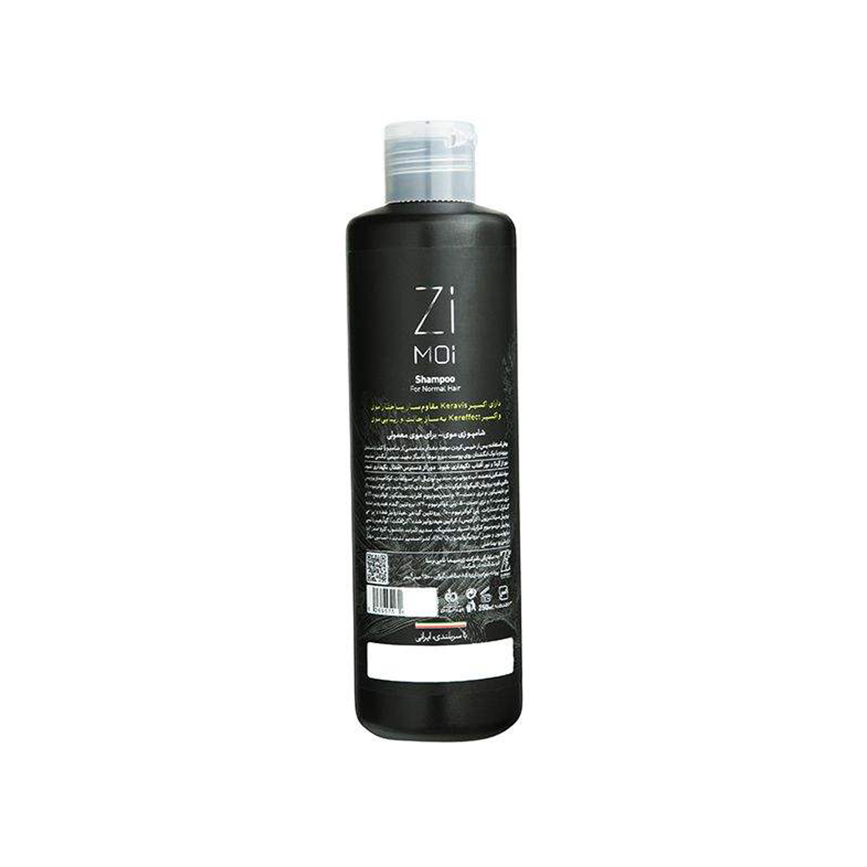 شامپو زی موی مناسب موی معمولی حجم 250 میلی لیتر