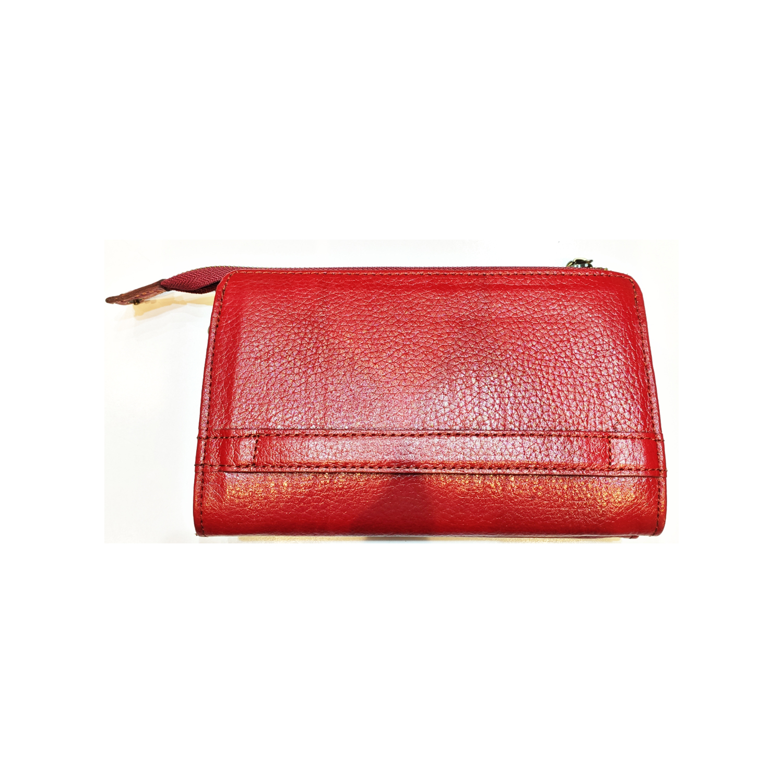 کیف دستی چرم زنانه کد M133