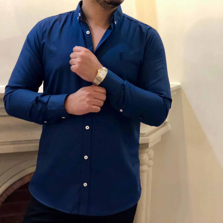 پیراهن مردانه طرح Polo کد 137