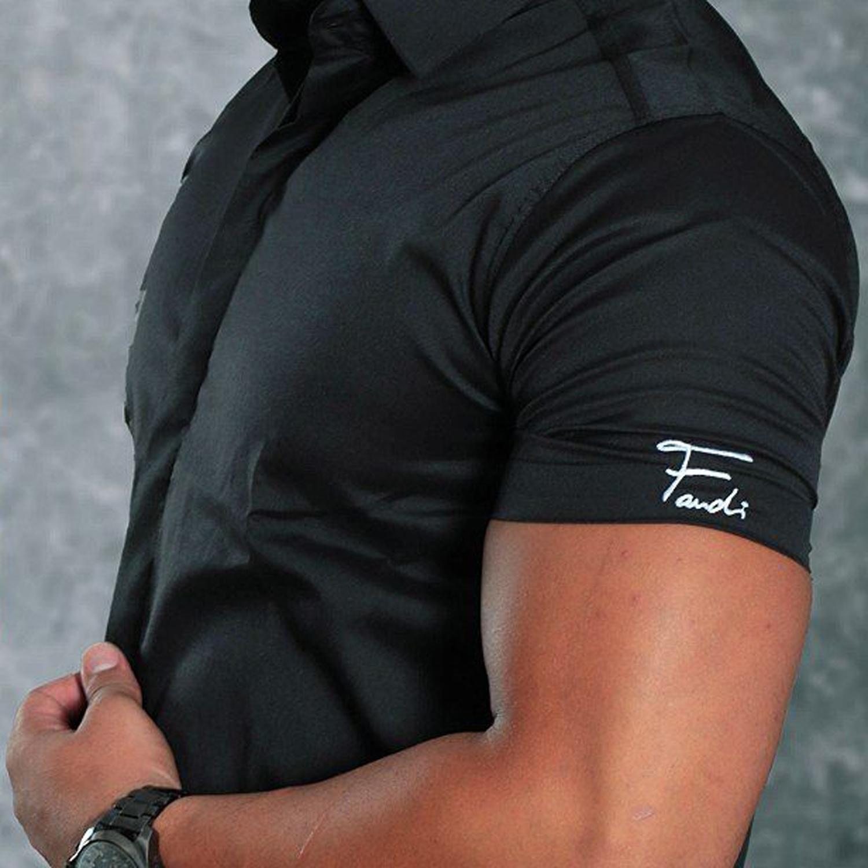 پیراهن مردانه طرح Fendi کد 134