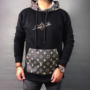 هودی مردانه طرح Louis Vuitton کد 108