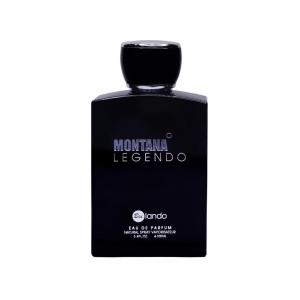 عطر مردانه بایلندو مدل Montana Legendo حجم 100 میلی لیتر