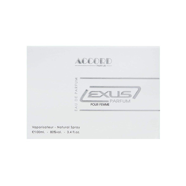 عطر زنانه رودیر مدل Lexus White حجم 100 میلی لیتر
