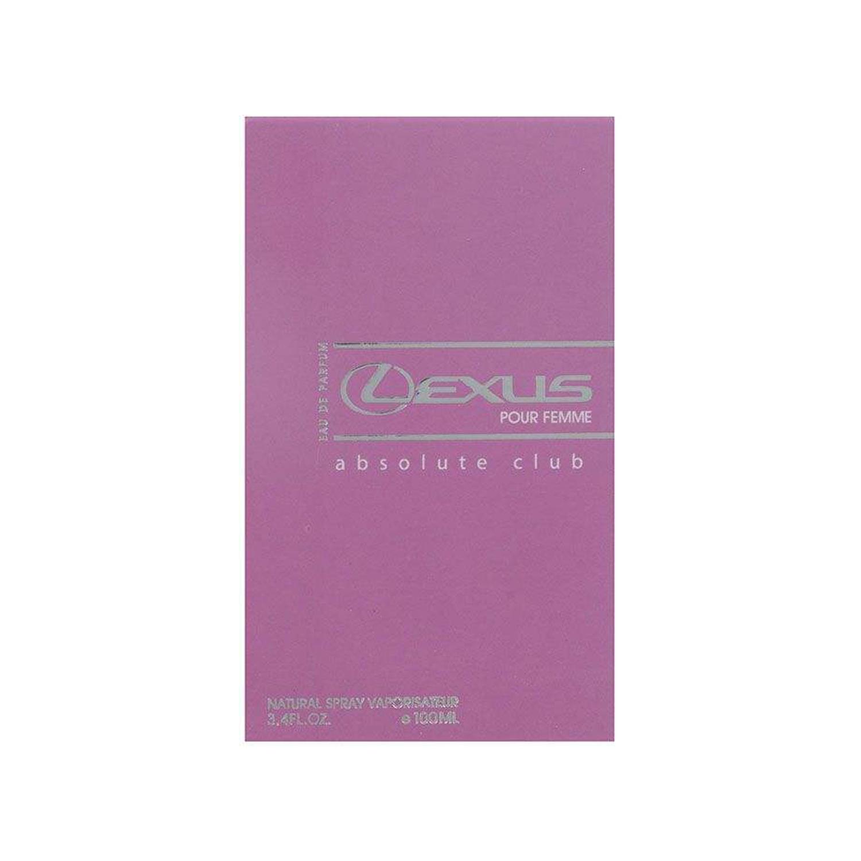 عطر زنانه رودیر مدل Lexus Pink حجم 100 میلی لیتر