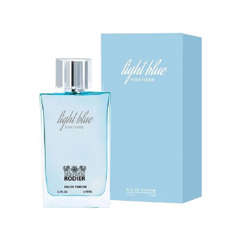 عطر زنانه رودیر مدل Light Blue حجم 100 میلی لیتر