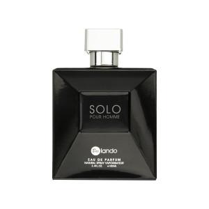 عطر مردانه بایلندو مدل Solo حجم 100 میلی لیتر