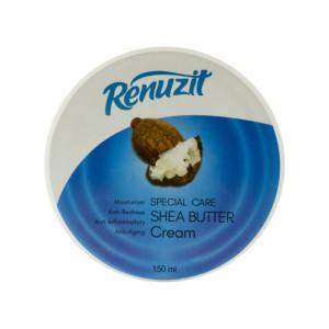 کرم مرطوب کننده رینوزیت مدل Shea Butter حجم 150 میلی لیتر